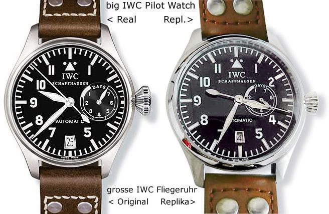 IWC Big Pilot Replica