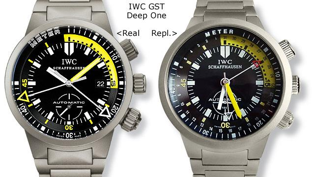 IWC Deep One Replica