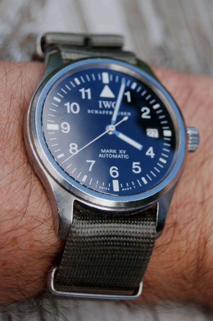 Cheap Swiss IWC Mark XV Replica