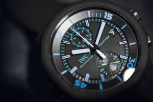 iwc aquatimer black replica uk