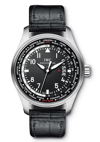 IWC Pilot's Replica Watch Worldtimer