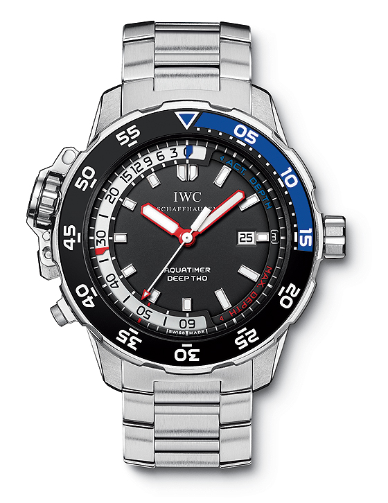 IWC Aquatimer Deep Two Ref. 3547 (2009)