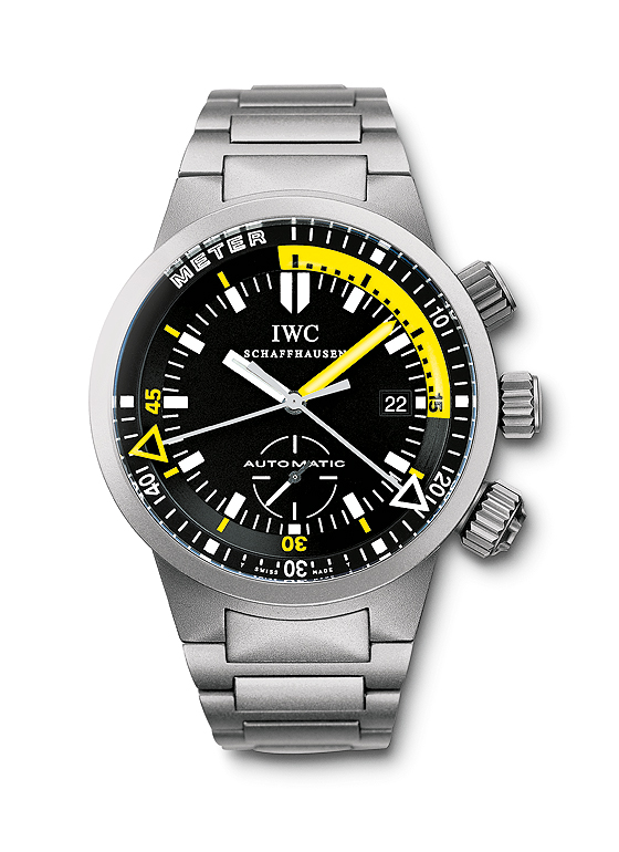 IWC GST Deep One Ref. 3527 (1999)