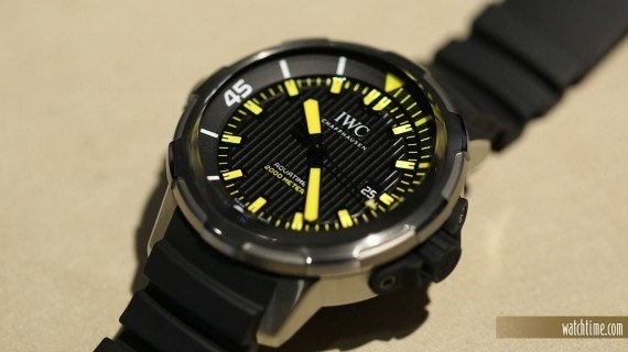 IWC Aquatimer 2000 Replica Watches UK