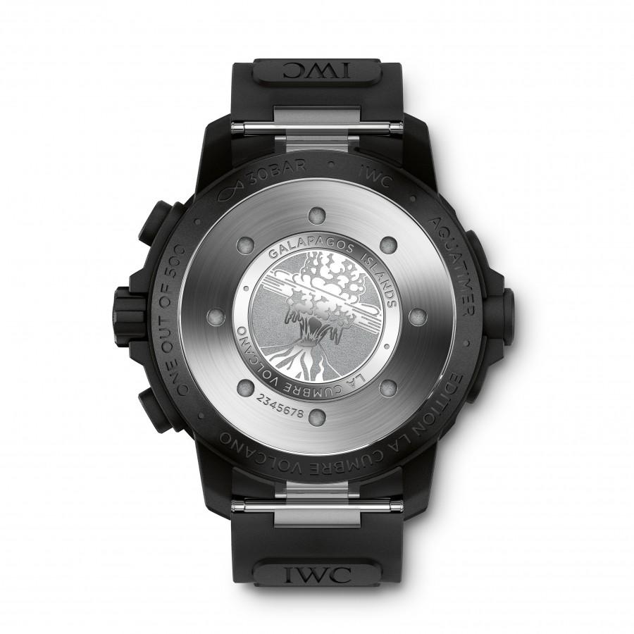 """IWC-Aquatimer-Chronograph-Edition-""""La-Cumbre-Volcano""""-IW379505_Back"""