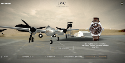 IWC-Skywriter