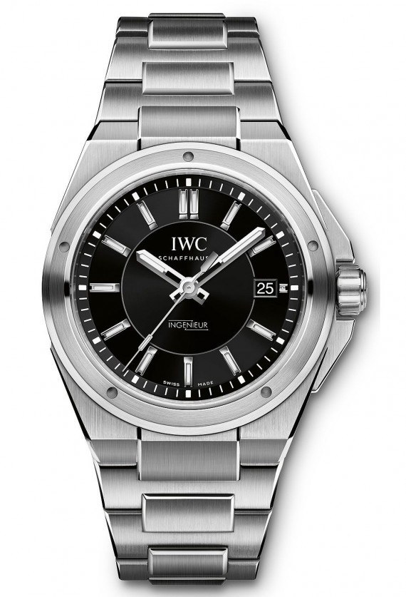 IWC Ingenieur - black dial