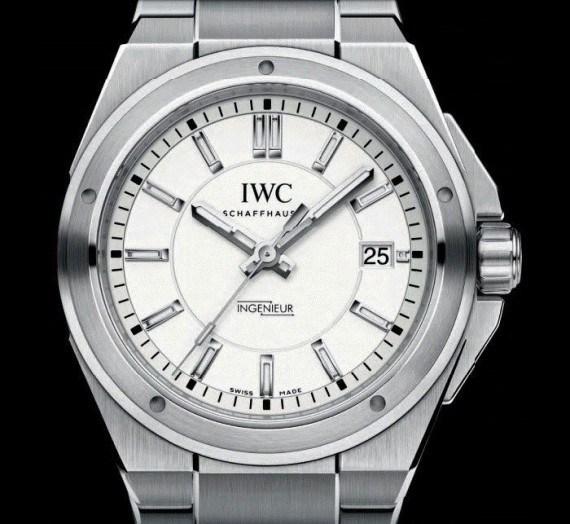 IWC Ingenieur - dial CU