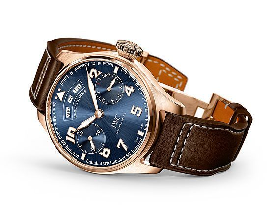 IWC Ref. IW502701 - Front