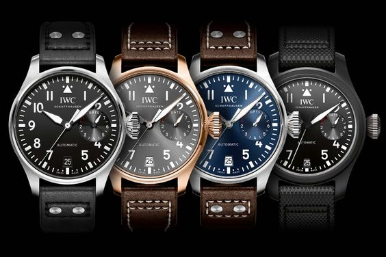 IWC Big Pilot's replica Watch SIHH 2016