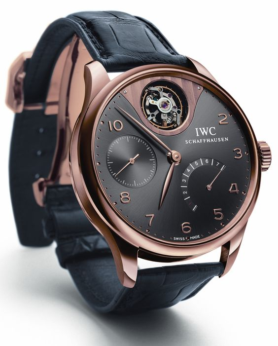 iwc portuguese tourbillon replica