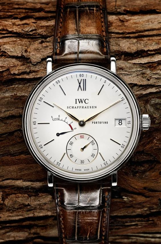 The Iwc Watch Is The King Of The Fashionable Replica Watches