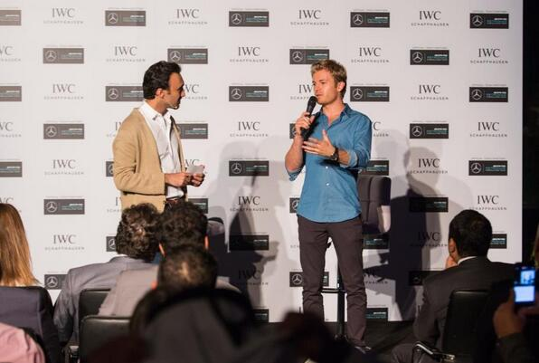 fake IWC talk session