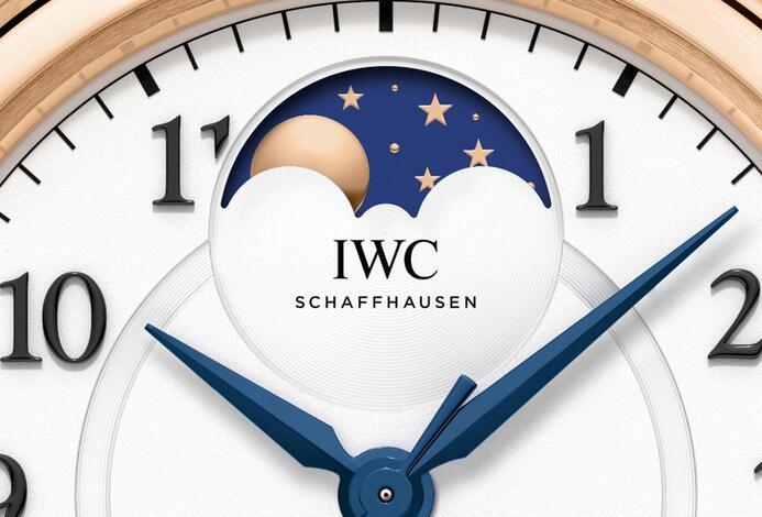 iwc automatic chronograph imitation