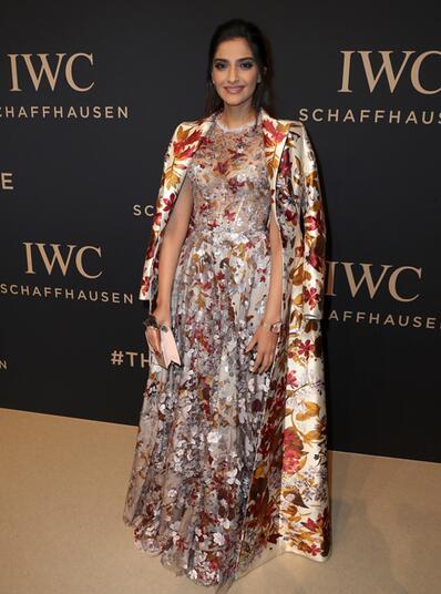 replica IWC Schaffausen's brand ambassadors