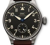iwc big pilot's heritage fake watch
