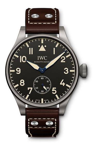iwc big pilot's heritage fake watch