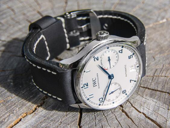 48945afe2e6 Imitation IWC Portugieser Automatic Ref. IW500705 Watch Review