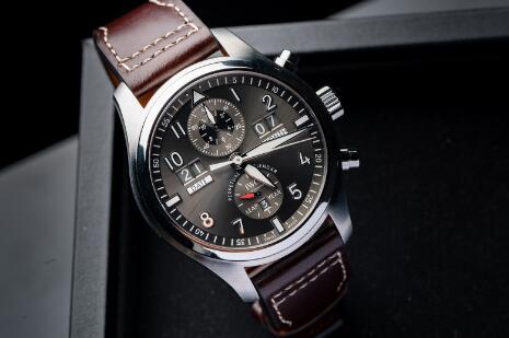 iwc pilot chronograph replica