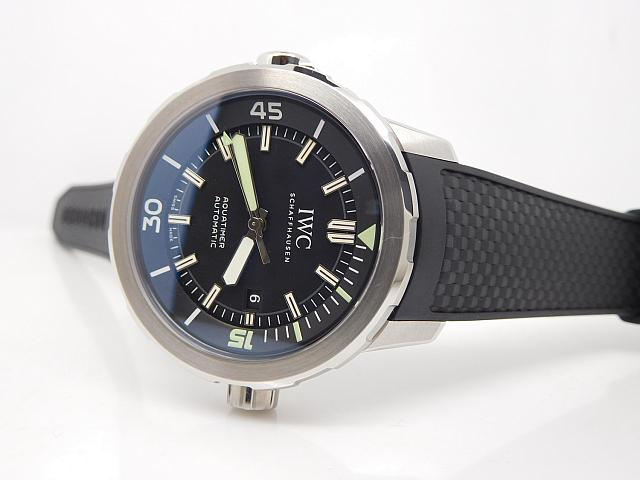 Replica IWC AquaTimer 2000 Black Dial