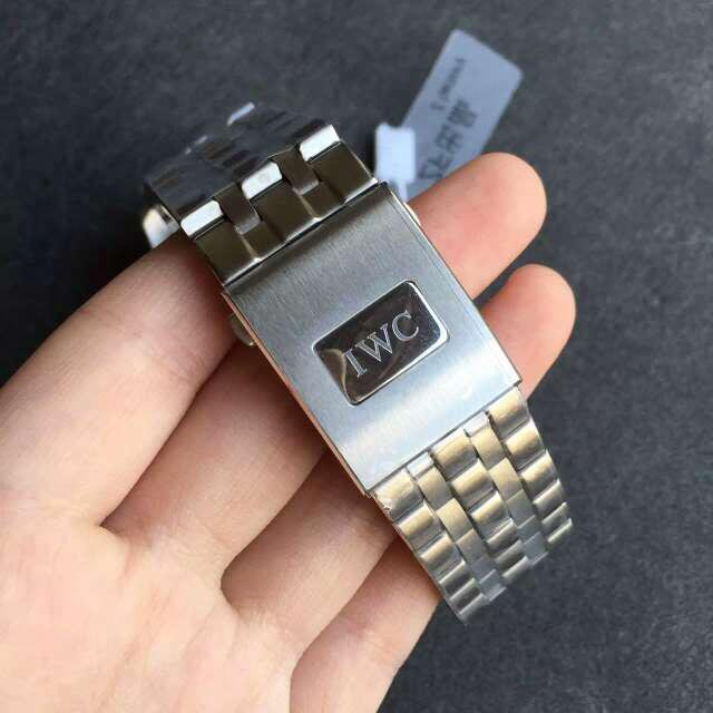Replica IWC Engraving on Buckle