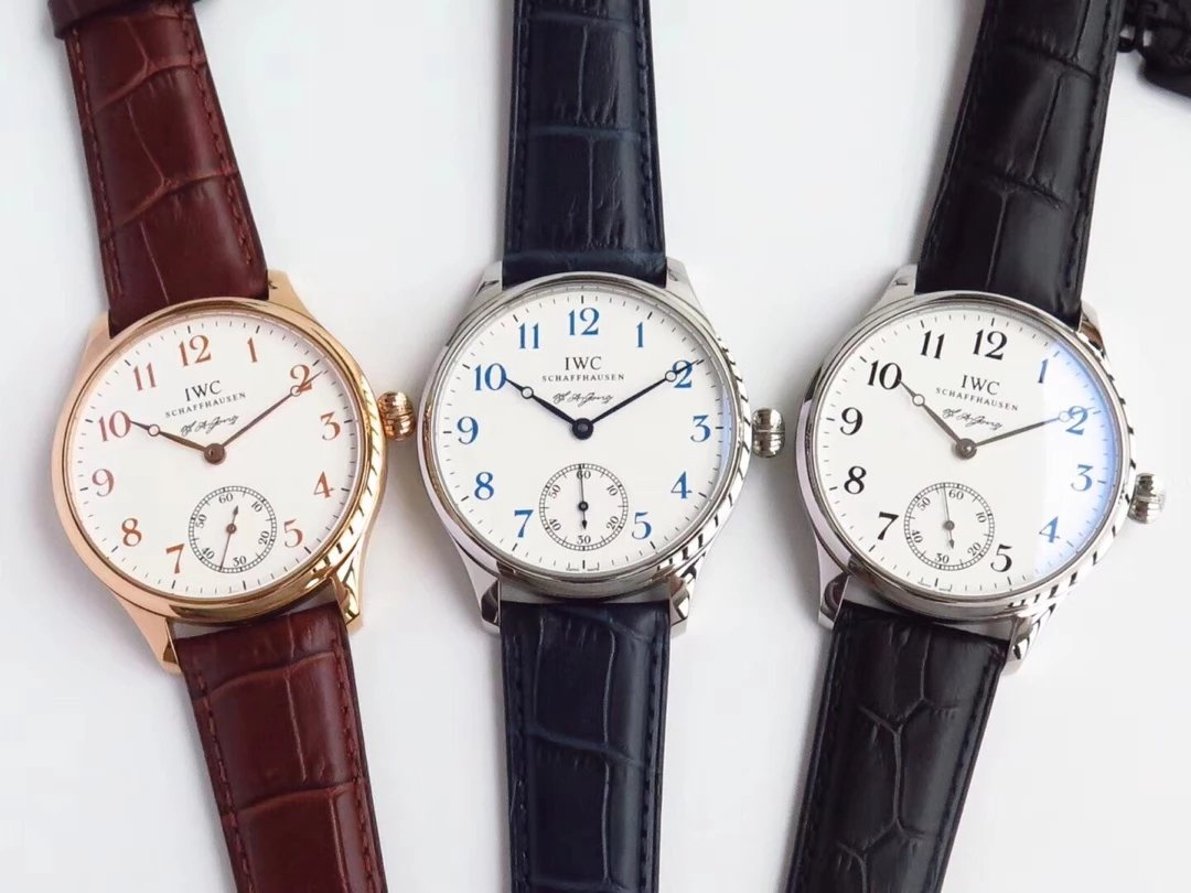 Replica IWC FA Jones IW544203 Watches Collection