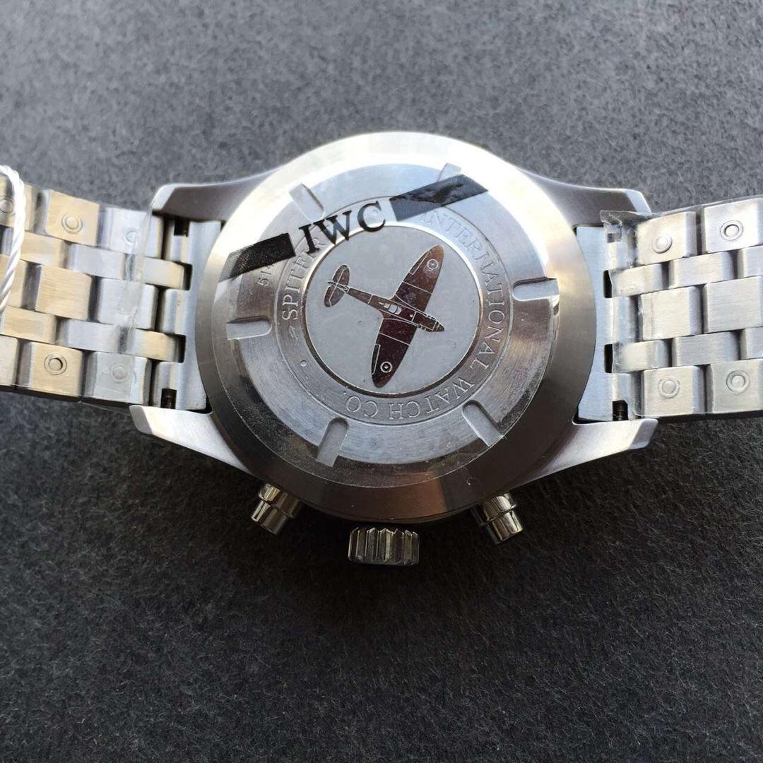 Replica IWC Spitfire Case Back