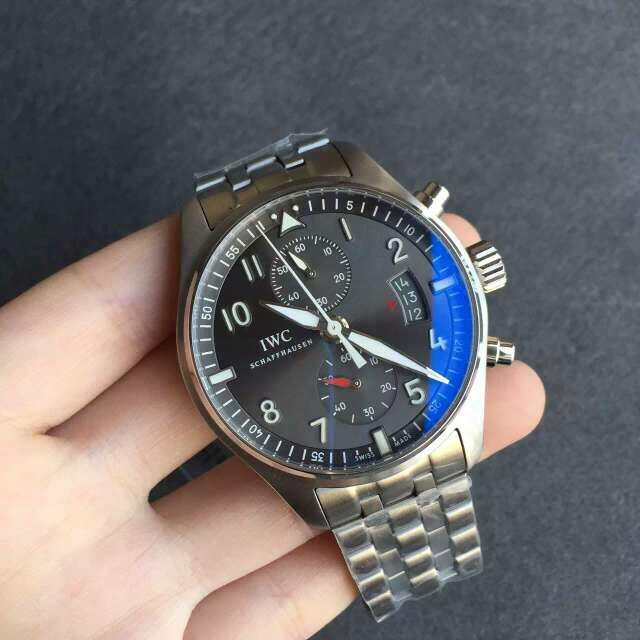 Replica IWC Spitfire Steel Watch
