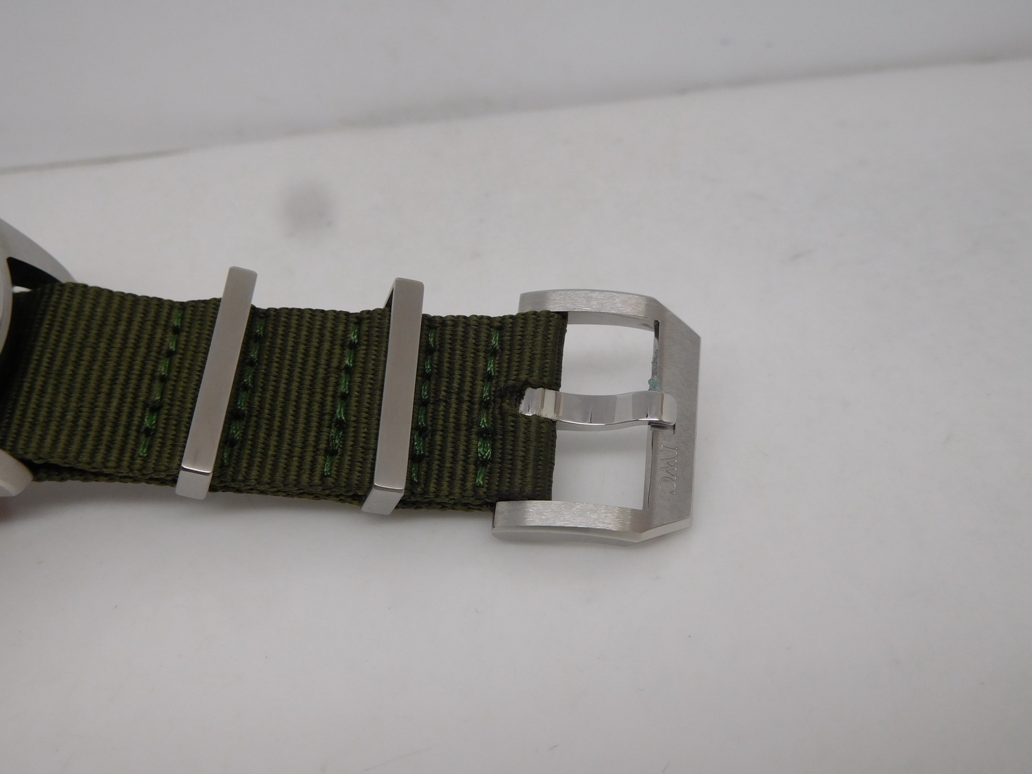 Replica IWC Mark XI Buckle