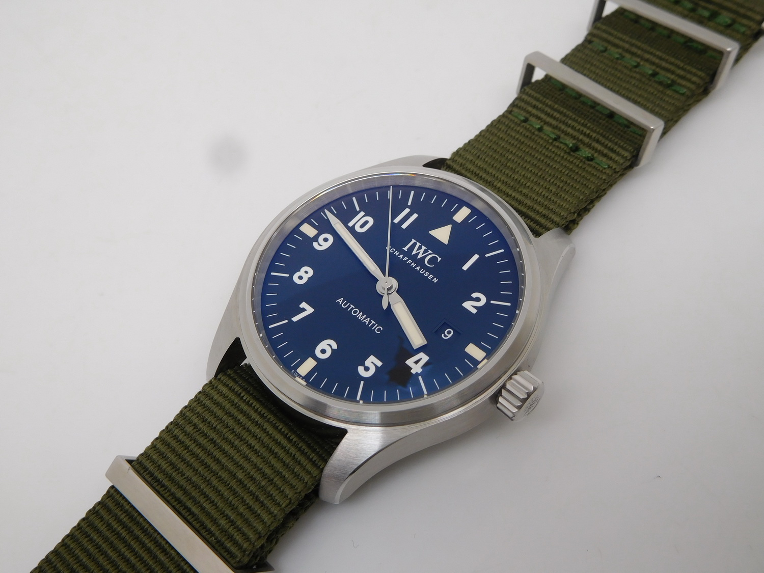 IWC Mark XI Replica Watch
