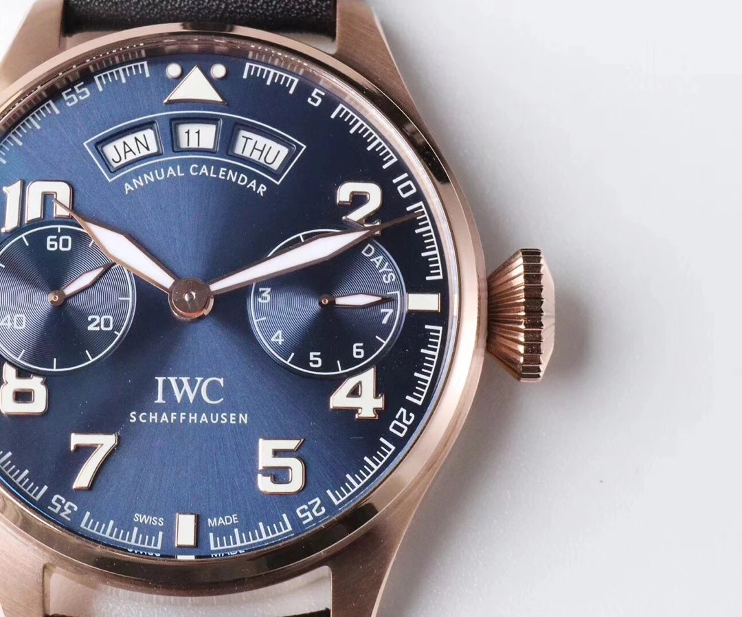 152a92546a7 Best Swiss IWC Replica Watches Review!