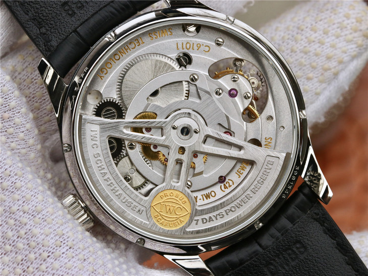 Replica IW5463 Tourbillon Movement